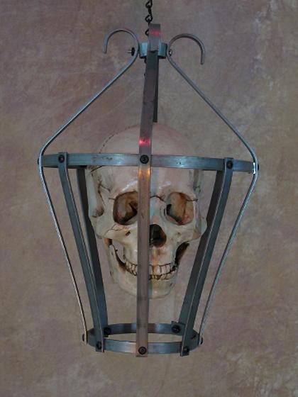 Iron Skull Cage